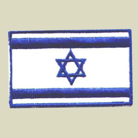 Israel Military Products Israel Flag Army Patch
