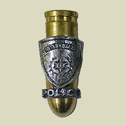 Israel Military Products Police Uzi Pendant