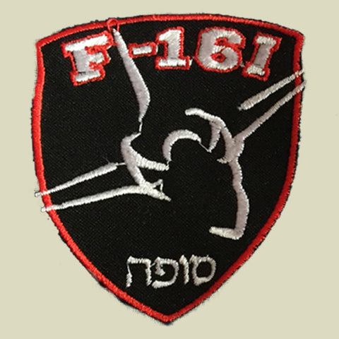 Israel Military Products f16i-aircraft-patch