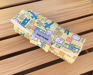 Airplanes Diaper Changing Pad