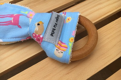 Toyland Wooden Teething Ring