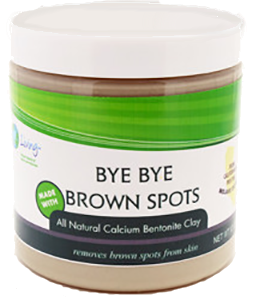 Bye Bye Brown Spots