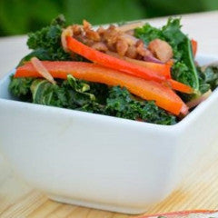 Fresh Kale & Bacon Salad Side Dish Kit