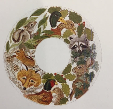 Wildlife Wreath