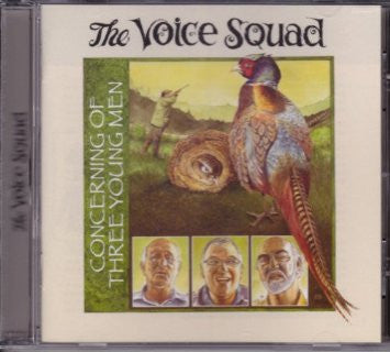 Concerning of Three Young Men - The Voice Squad
