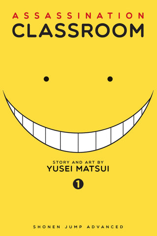 Assassination Classroom GN Vol 1 - Cyber City Comix