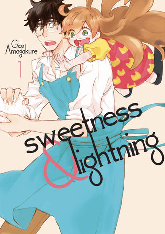 Sweetness & Lightning TP Vol 1 - Cyber City Comix