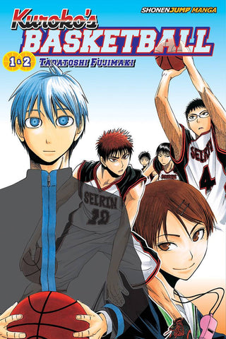 Kuroko's Basketball 2in1 TP Vol 1 - Cyber City Comix