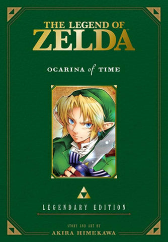 Legend of Zelda - Legendary Edition Vol 1: Ocarina of Time TP - Cyber City Comix