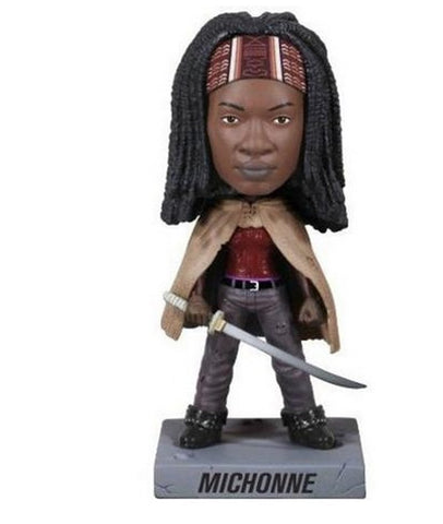 Wacky Wobbler - Walking Dead Michonne - Cyber City Comix