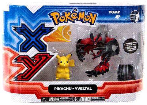 Pokemon XY - Pikachu & Yveltal 2 Pack - Cyber City Comix