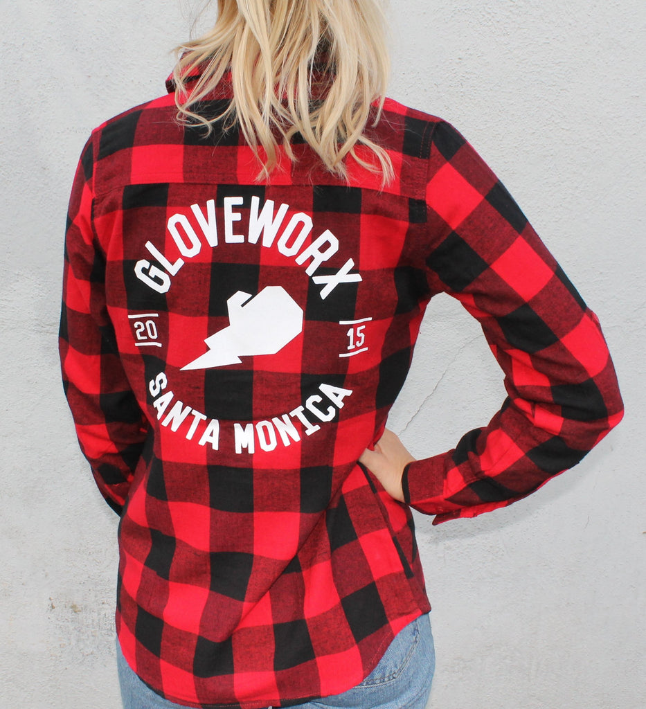Gloveworx Fitted Flannel