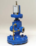 1 1/2 in NPT 25 Series Pressure Reducing Valve Complete with Blue Pilot, Cast Iron 20-100 psig