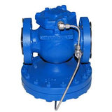 1 1/2 in NPT 25 Series Main Valve, Cast Iron