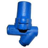 1/2 in BW SMC32Y Bimetallic Steam Trap, Carbon Steel, with Strainer, PMO 465 psig