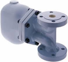 1 in ANSI 150 AE44S-16.7 Air Eliminator for Liquid Systems with Stainless Steel Valve Cone, Carbon Steel