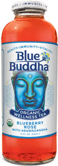 BLUE BUDDHA ORGANIC BLUEBERRY ROSE WELLNESS TEA