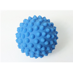 Spiky Massage Ball - Hard Electric Blue color