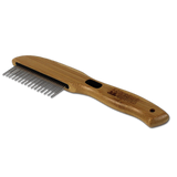 Bamboo Groom Rotating Pin Comb