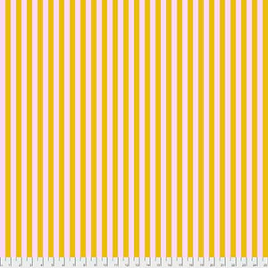 Tula Pink All Stars Tent Stripe PWTP069 MARIGOLD Freespirit