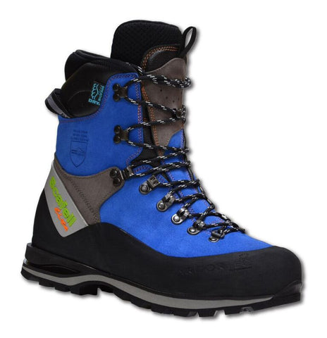 Arbortec Scafell Lite Chainsaw Boot Blue