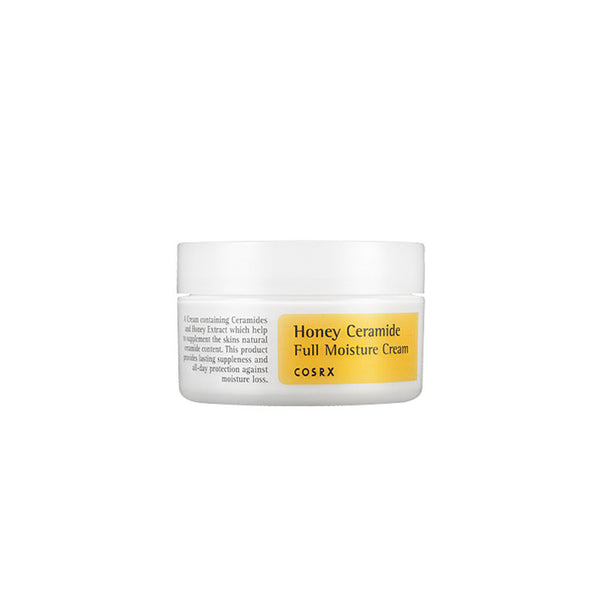 COSRX Honey Ceramide Full Moisture Cream - Hikoco - Korean Beauty, Skincare, Makeup, Products in New Zealand