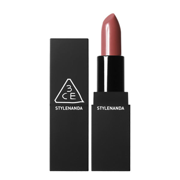 3CE Matte Lip Colour [#907 Old Dress] - Hikoco - Korean Beauty, Skincare, Makeup, Products in New Zealand - 1