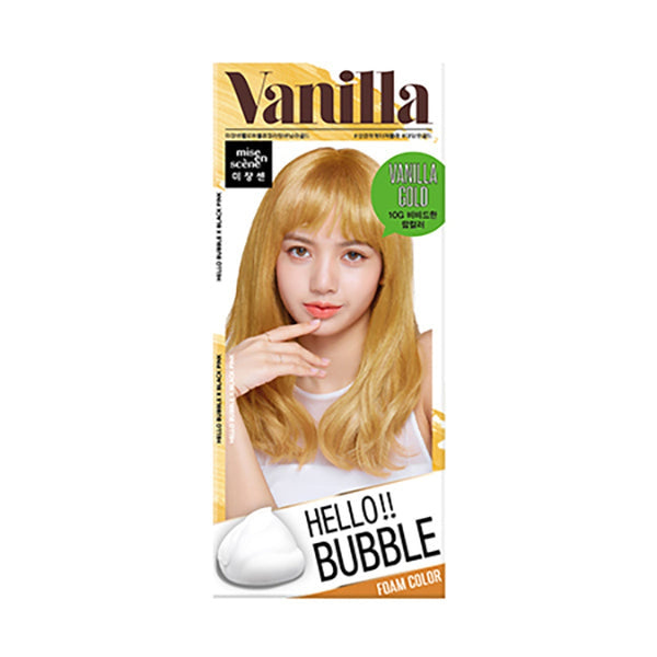 Hello Bubble Hair Colour [#10G Vanilla Gold]