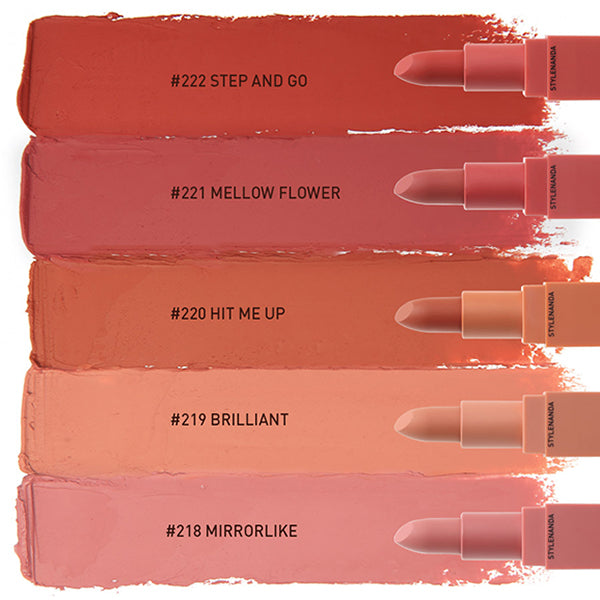 Mood Recipe Matte Lip Colour [#220 Hit Me Up]