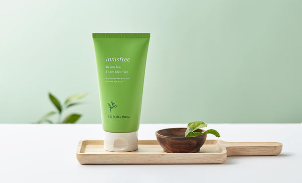 Green Tea Cleansing Foam
