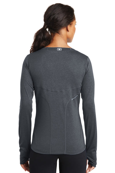 OGIO® ENDURANCE Ladies Long Sleeve Pulse Crew - Rare Breed Apparel