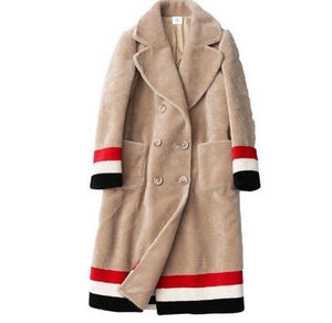 SHEARLING COAT AVAILABLE FOR PRE-ORDER