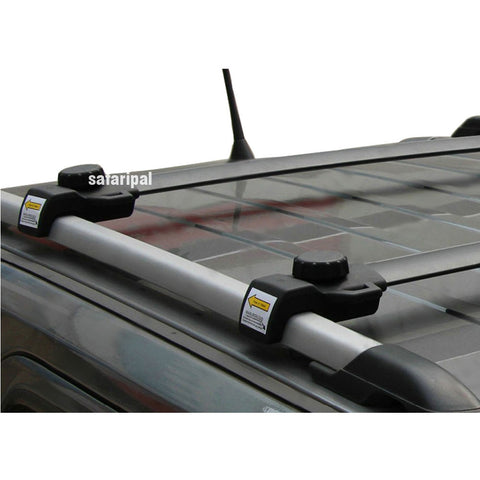 Safaripal Aluminum Roof Luggage Racks Crossbars OE Style for Jeep Compass 2011-2014