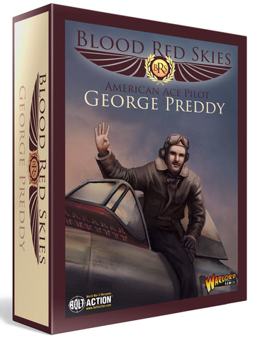 GEORGE PREDDY (MUSTANG)