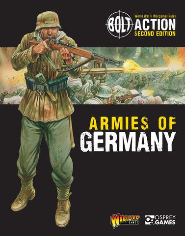 Armies of Germany 2nd Edition