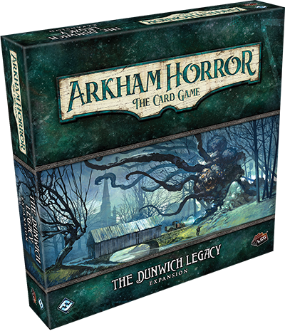 THE DUNWICH LEGACY- Deluxe: Arkham Horror LCG Exp.