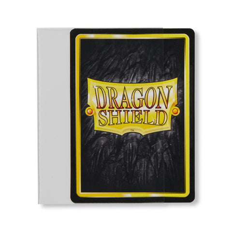 Dragon Shield - Perfect Fit - Sideloaders Clear (100)