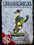 BLOOD BOWL ARMOURED TROLL