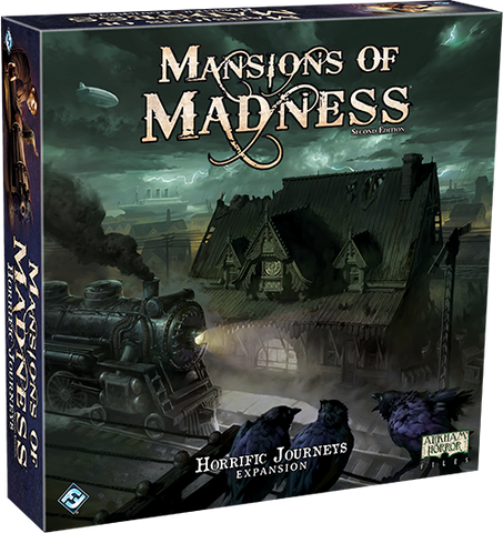HORRIFIC JOURNEYS - Mansions Of Madness Exp.