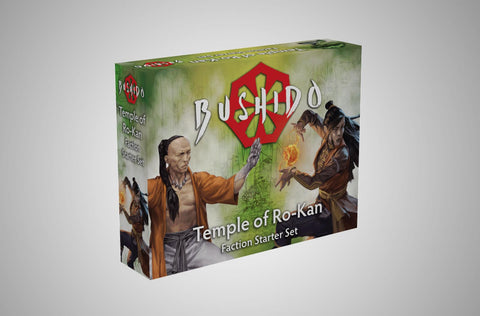 Temple of Ro-Kan Starter Set (Risen Sun)