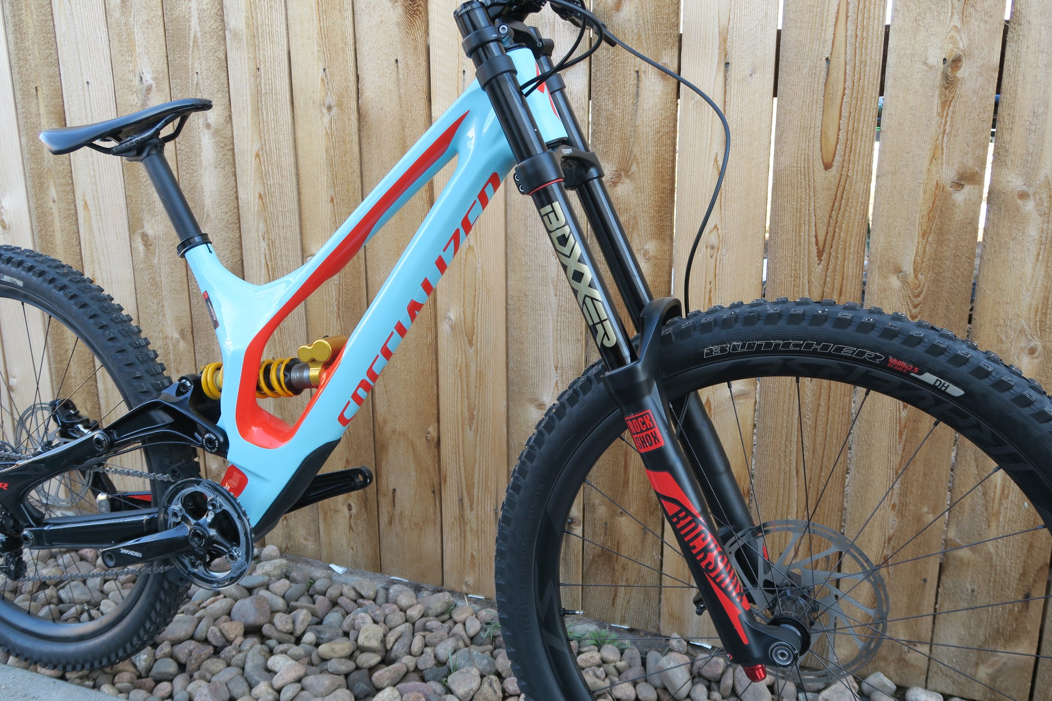 2017 SPECIALIZED DEMO 8 I CARBON 27.5""