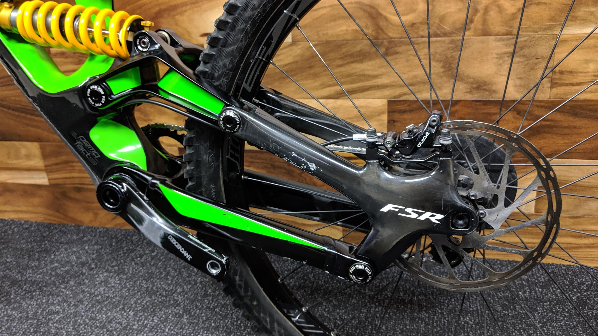 2015 SPECIALIZED DEMO 8 I CARBON 650B M