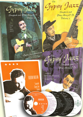 Gypsy Jazz Jam Pack - Best Deal