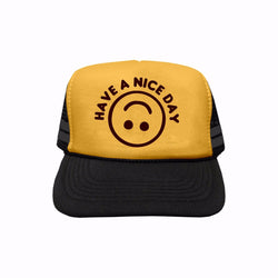 Tiny Whales Have a Nice Day Trucker Hat