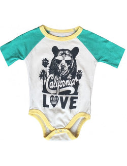 "Tupac ""California Love"" Onesie"