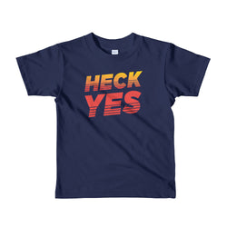 Heck Yes T-shirt - Youth