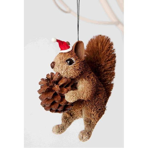 Brown Squirrel - Christmas Decoration