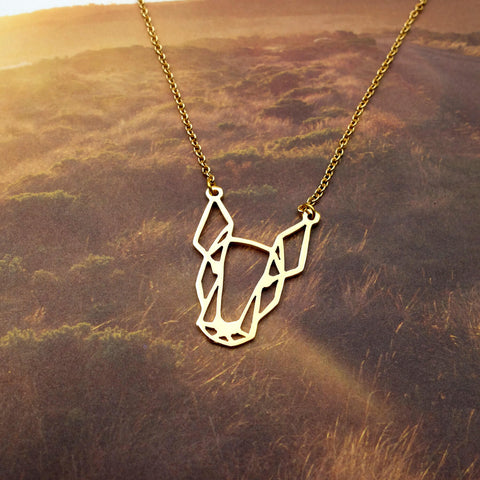 Adorable Bull Terrier Necklace
