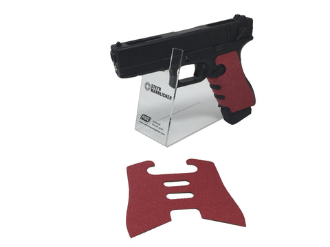 GBBCustom Glock Gen 3/4 Shooter Ready Grip Tape (Fire Red) For G17, G18, G22, G24, G34, G35