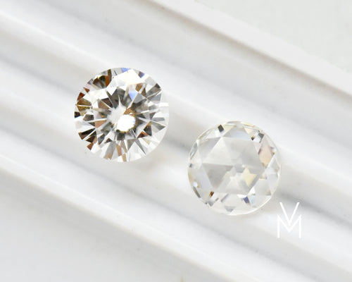 What is a Rose Cut Diamond?